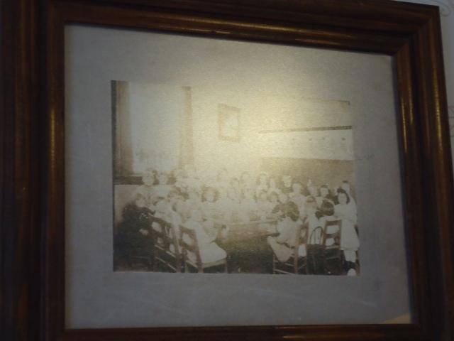 Washington Elementary class photo