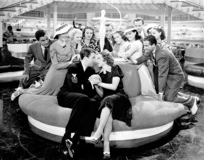 the fabulous films of the 30s born to dance 1936