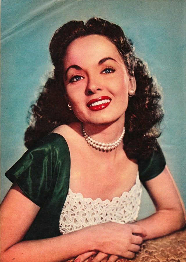 ann blyth actress biography