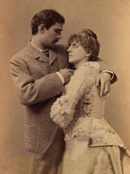 Maurice and Georgiana