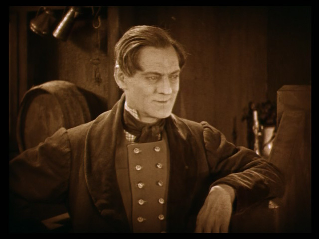 Lionel in the 1926 film, The Bells