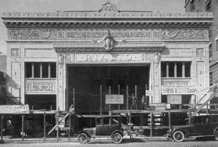 RialtoTheater1920s