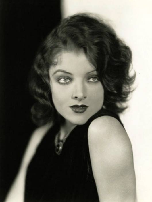 Myrna Loy - I Press My Lips In Your Inner Temple