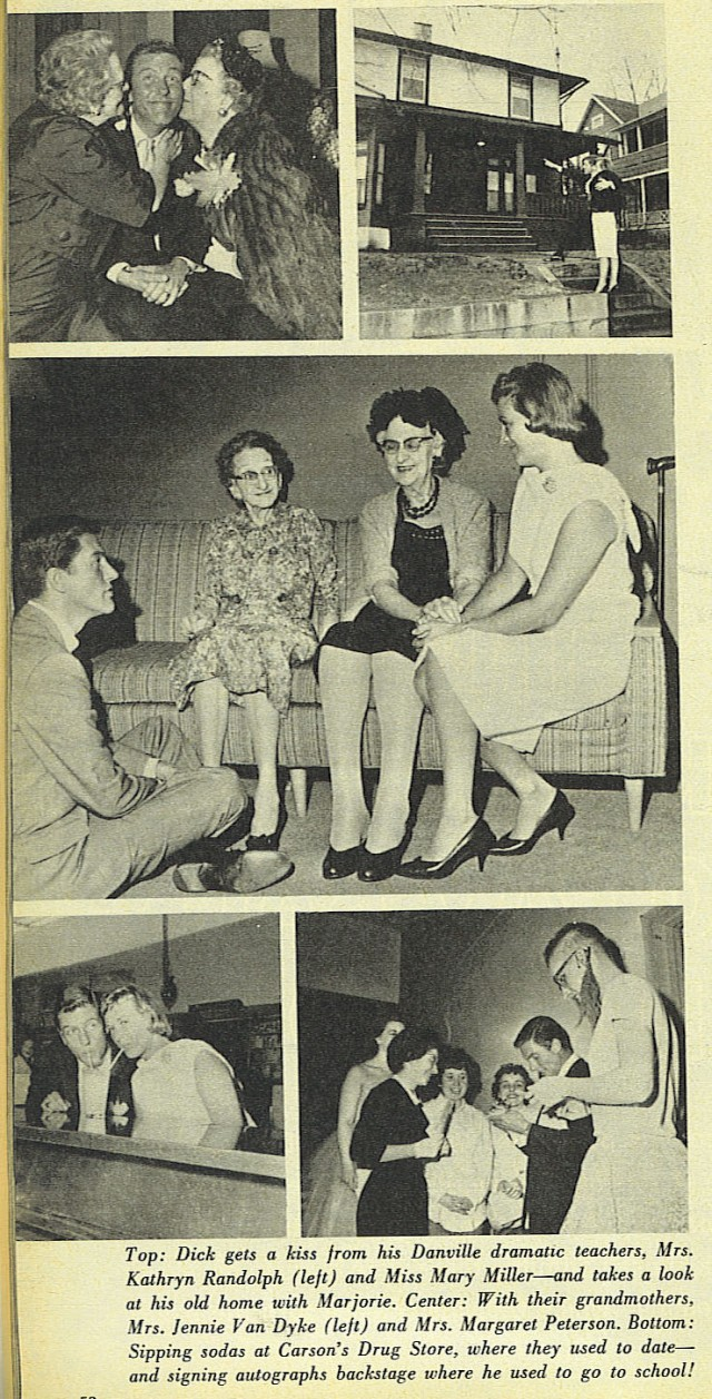 DickVanDykeHomecoming1963
