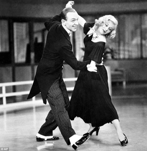 Swing Time 1936 Hometowns To Hollywood
