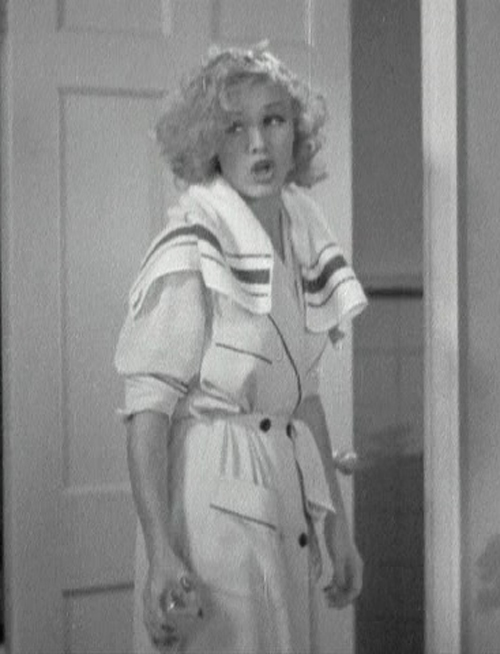 Ginger Rogers + Swing Time + shampoo crop