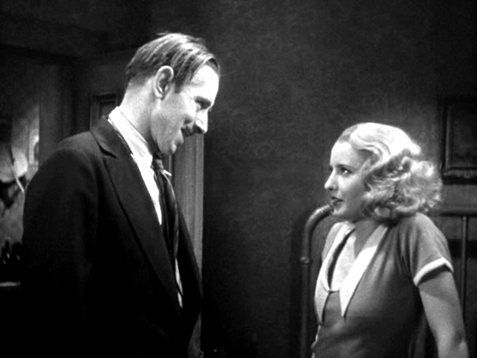 baby face 1933 movie cast