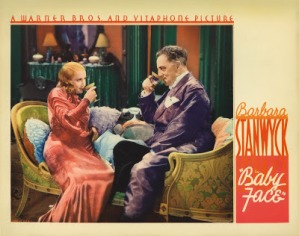 Baby Face (1933) poster 3