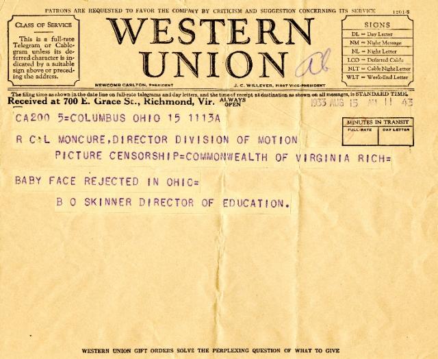babyface_15aug1933_telegram.jpg