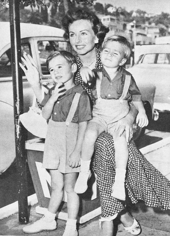 Jeanne Crain Children