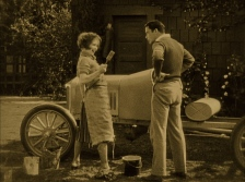 Clara Bow + Charles Buddy Rogers - Wings (1927) star