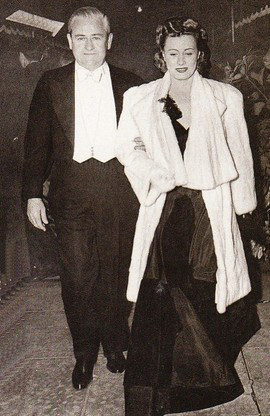 irene-with-husband-frank-griffin-dentist-turned-businessman-in-1940