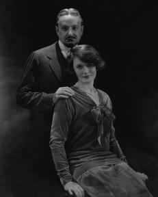 portrait-of-florenz-ziegfeld-and-wife-billie-edward-steichen