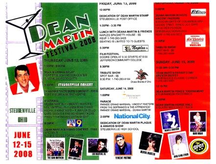DeanMartinFestival