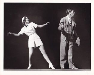 ELEANOR-POWELL-Leggy-Dancer-RAY-BOLGER-Vintage-1937