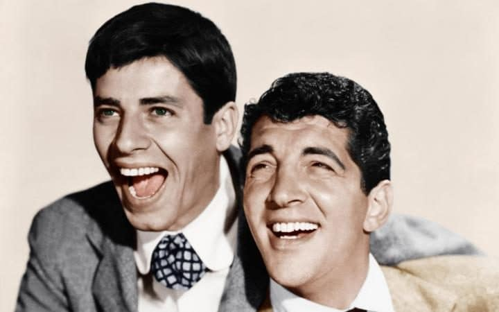 Image result for DEAN MARTIN AND JERRY LEWIS