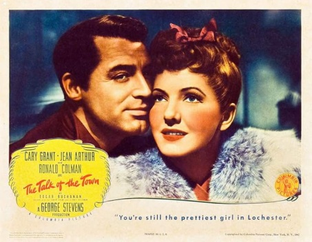 Image result for Talk of the Town 1942