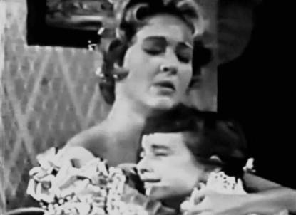 Jane Powell in a 1959 live television rendition of Meet Me in St. Louis