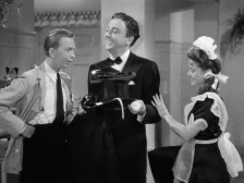 Mel Torme in Higher and Higher (1943)