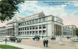postcard-chicago-hyde-park-high-school-62nd-and-stony-island-1915