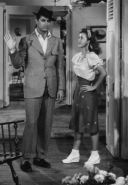The Bachelor and the Bobby-Soxer (1947) | Hometowns to Hollywood