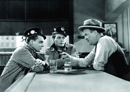 PUBLIC ENEMY, James Cagney, Edward Woods, Robert Emmett O'Connor, 1931