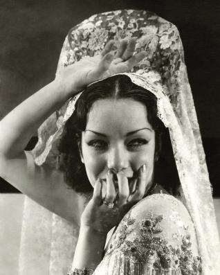 lupe-velez-wearing-a-headdress-edward-steichen