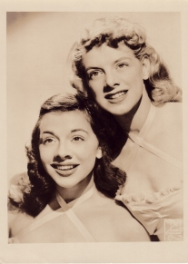 106_Clooney_Betty Betty and Rosemary Clooney; Courtesy of Nick and Nina Clooney.