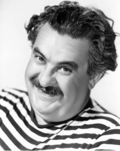 American actor and comedian Billy Gilbert (1894 - 1971), circa 1940. (Photo by Silver Screen Collection/Archive Photos/Getty Images)